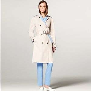 NWT 3.1 Phillip Lim Beige Trench Coat Small Jacket